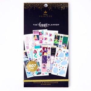 The Happy Planner- Disney Princesses Sticker Book